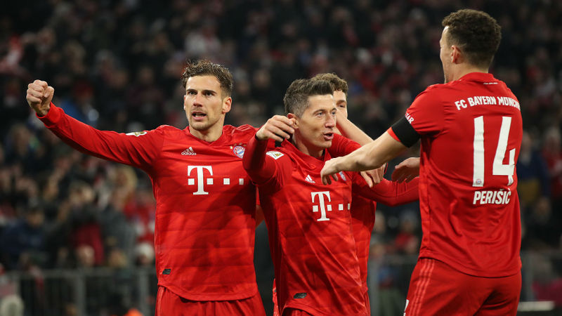 Bundesliga is back: Eight in a row for Bayern, woe for Werder - Stats Perform AI completes season