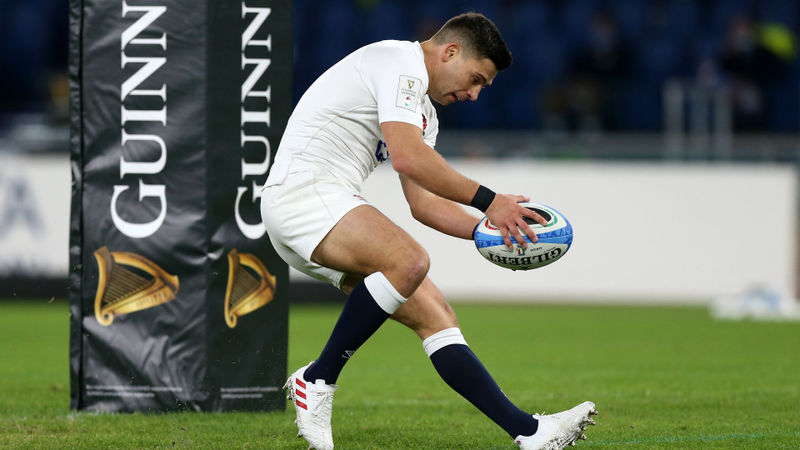 Six Nations 2020: Italy 5-34 England