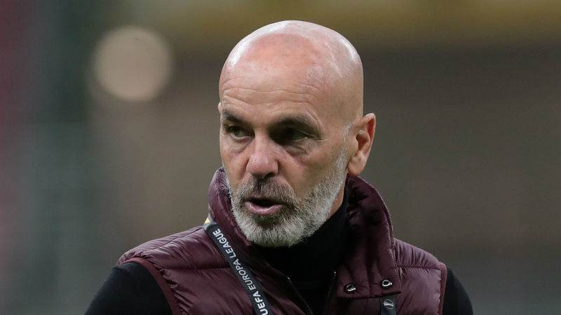 Pioli not surprised by unbeaten run as Milan look to match club record