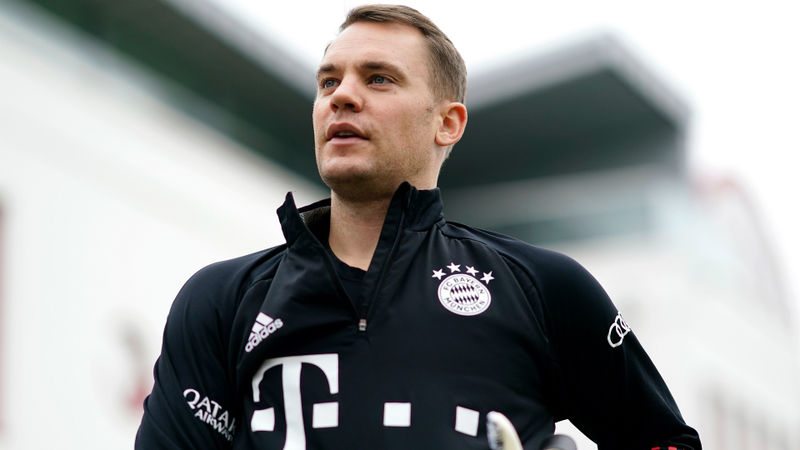 Neuer hopes there will never be another season like this