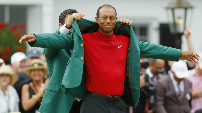 Faldo expects 'incredible intensity' but silent Augusta will hurt Masters champion