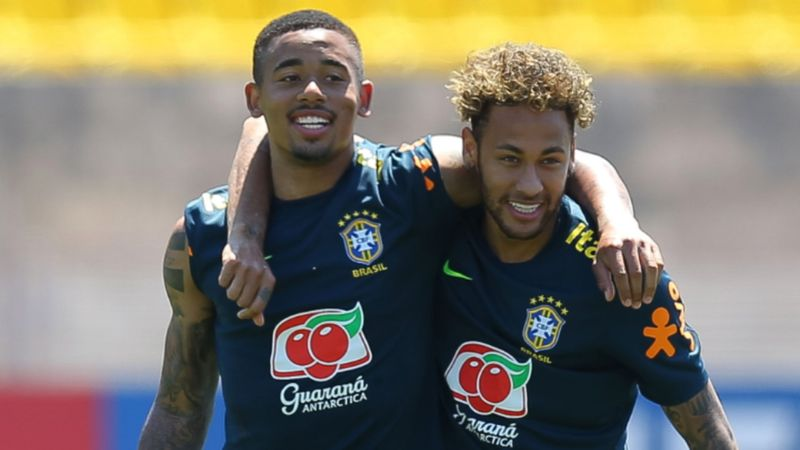 Brazil cannot just rely on Neymar – Jesus