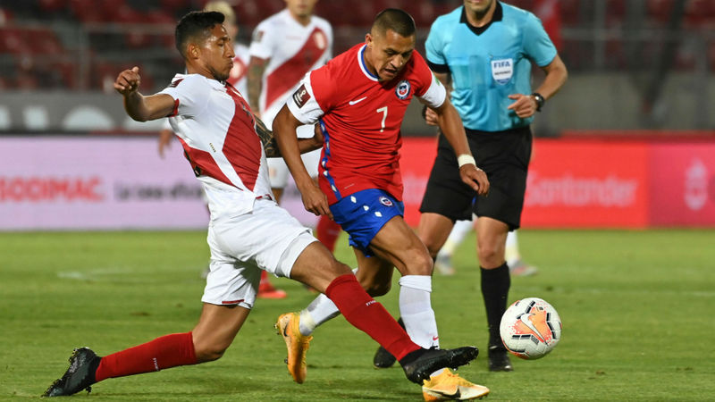 Chile taking no risks with Sanchez amid Inter spat - Rueda