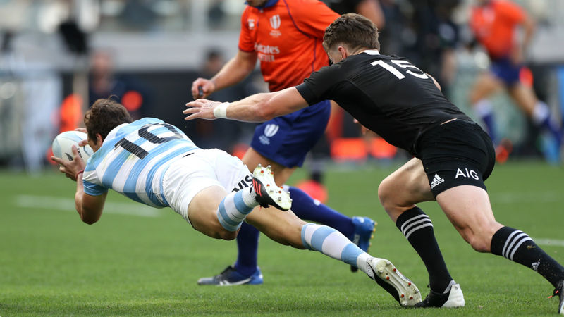 New Zealand 15-25 Argentina: Pumas earn historic win over All Blacks