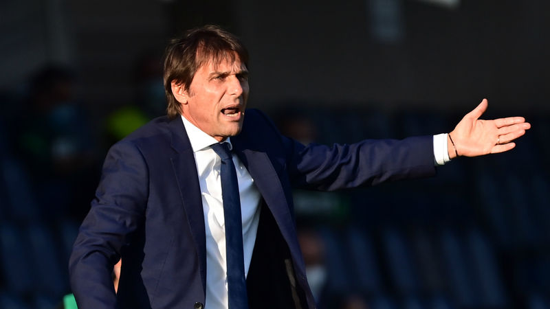 Conte adamant he'll leave Inter in better shape than he found them