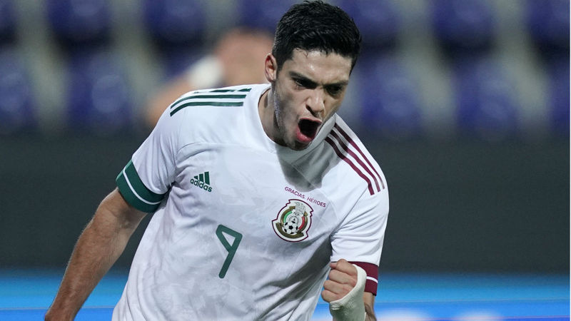 Mexico 3-2 South Korea: Jimenez sparks quick-fire treble for Martino's side