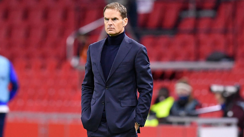 De Boer pleased to end wait for first Netherlands win