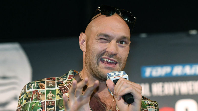 No December fight for Fury - 'The Gypsy King is returning in 2021'