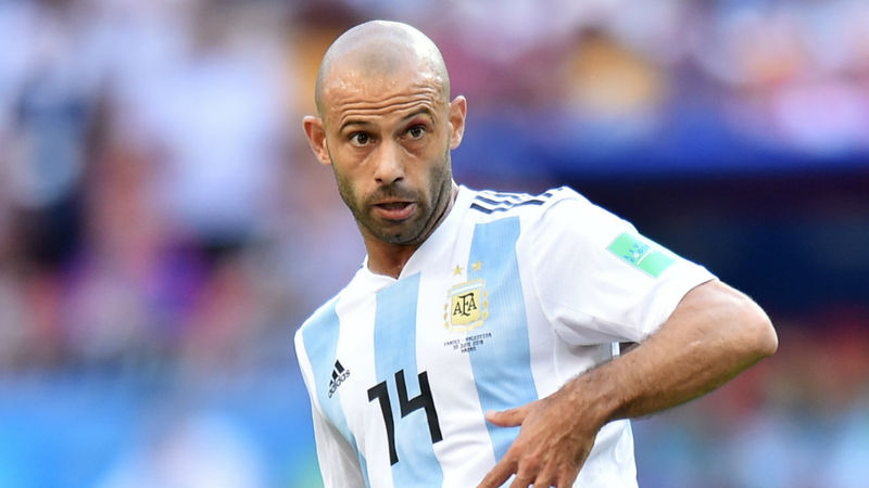 Former Barcelona and Argentina star Mascherano retires