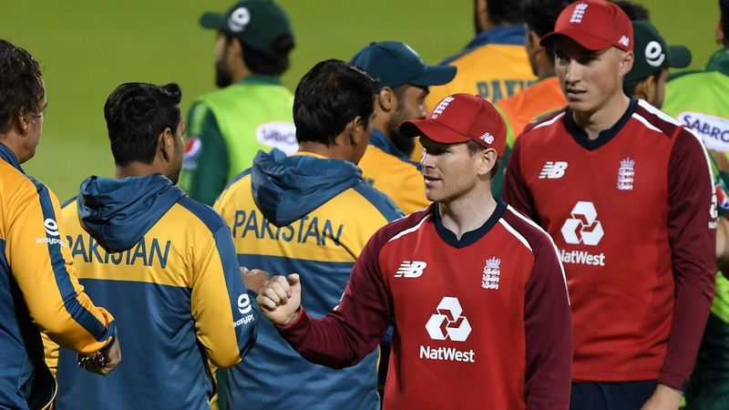 England set for two T20s in Pakistan, ending 16-year wait