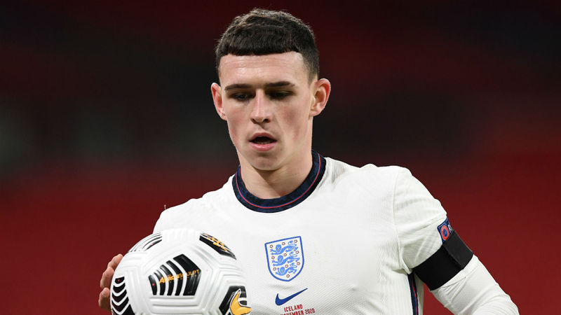 Foden thrilled to repay England boss Southgate after Iceland trip blunder