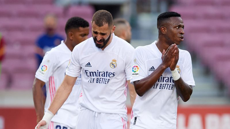 Real Madrid's Shakhtar defeat may have exacerbated Benzema-Vinicius issue, suggests Tete