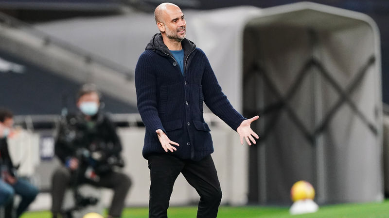 Tottenham are Premier League contenders in open race – Guardiola