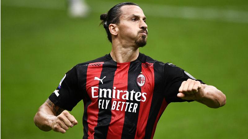 Ibrahimovic makes more history as Milan star defies Father Time