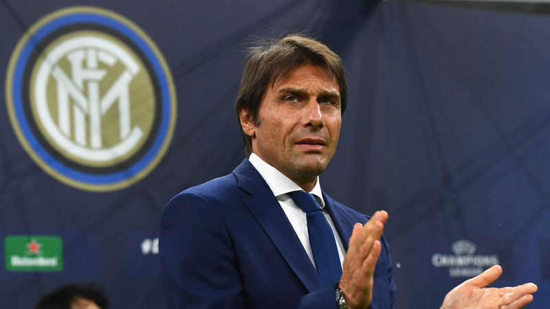Conte: Madrid can't cry about depleted squad but Inter face a final