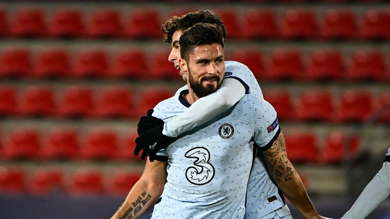 Lampard: Giroud has given me a problem