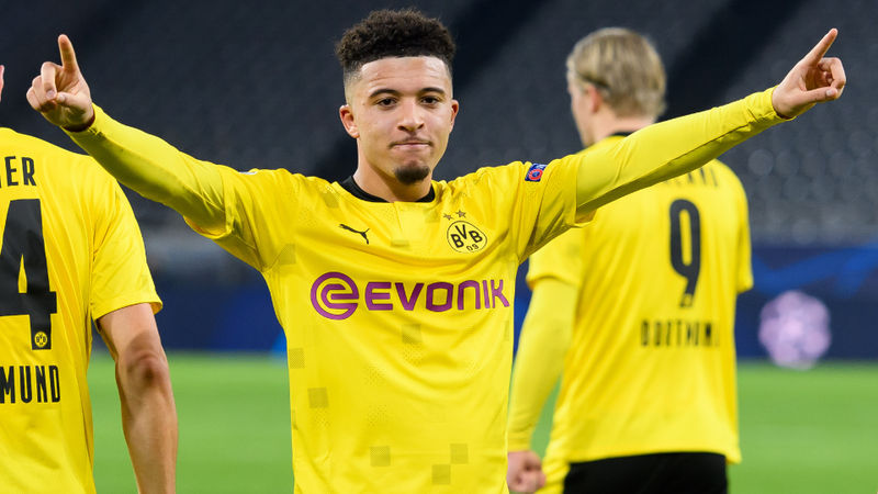 Favre backs Sancho to recapture best form for Dortmund