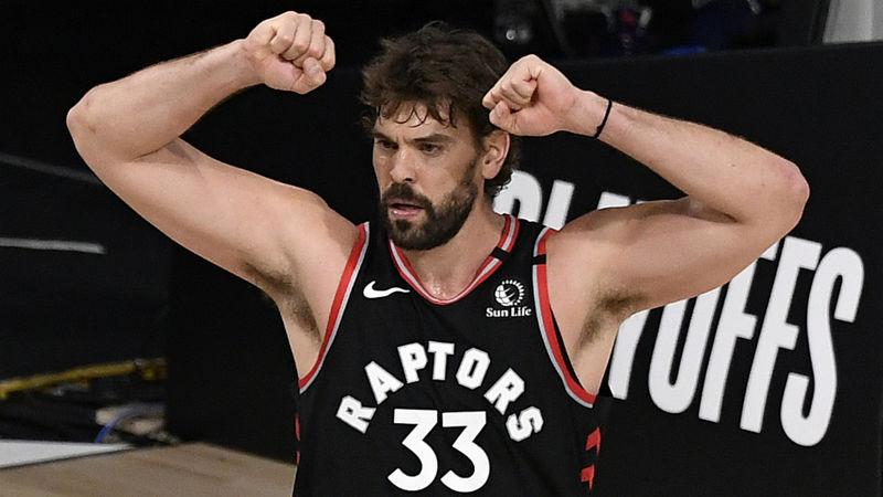 Lakers sign three-time All Star Marc Gasol