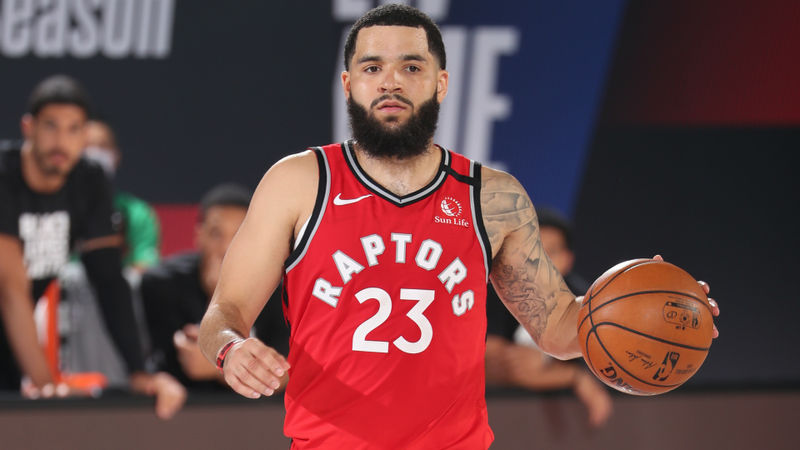 Raptors star VanVleet relishing pre-Kawhi advantage