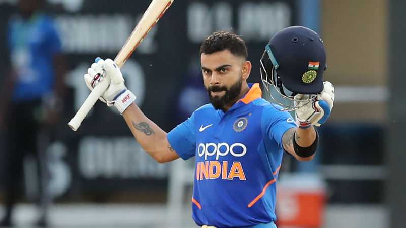 Finch lauds Kohli as 'probably the best one-day player of all time' ahead of ODI series