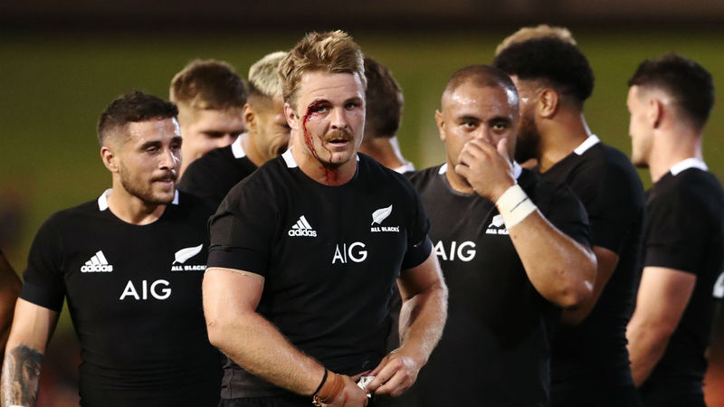 New Zealand captain Cane proud of All Blacks' response after successive defeats