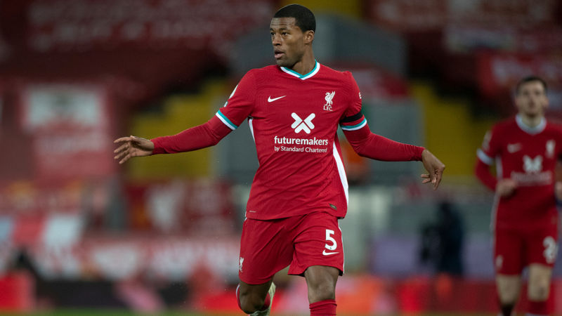 Klopp hopeful over Wijnaldum stay at Liverpool