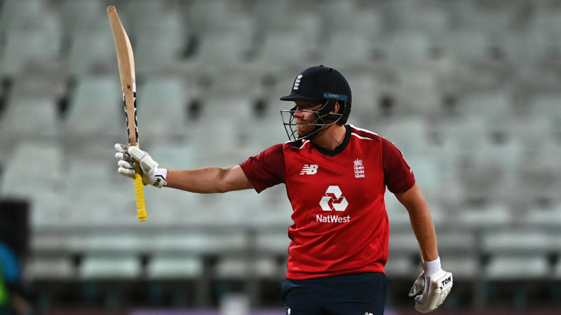 Brilliant Bairstow hits highest T20I score as England beat South Africa