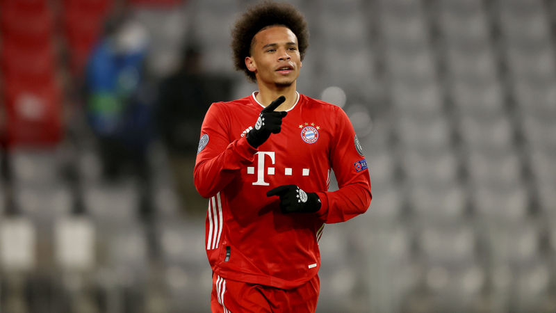 Flick wants more from Sane at Bayern