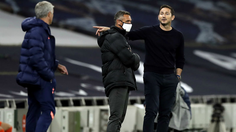 Mourinho suggests Lampard under pressure after Chelsea spending