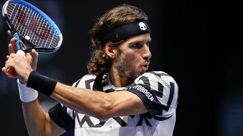 Veteran Lopez sets up Nadal clash at Paris Masters