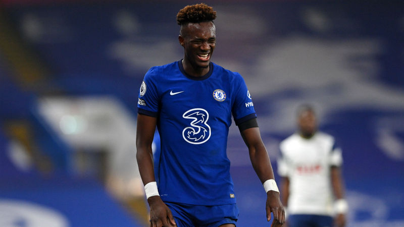 Abraham urged to 'step up' as Chelsea draw a blank against Spurs