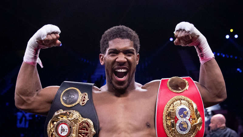 Joshua: The truth is out on Wilder