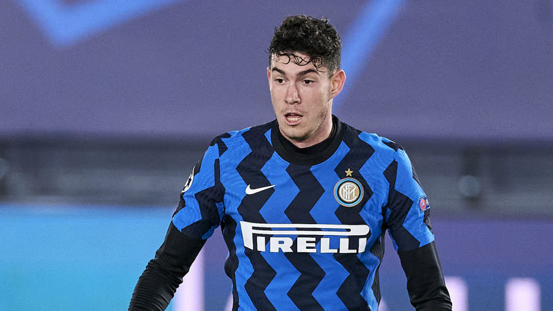Inter defender Bastoni one of three players added to Italy squad