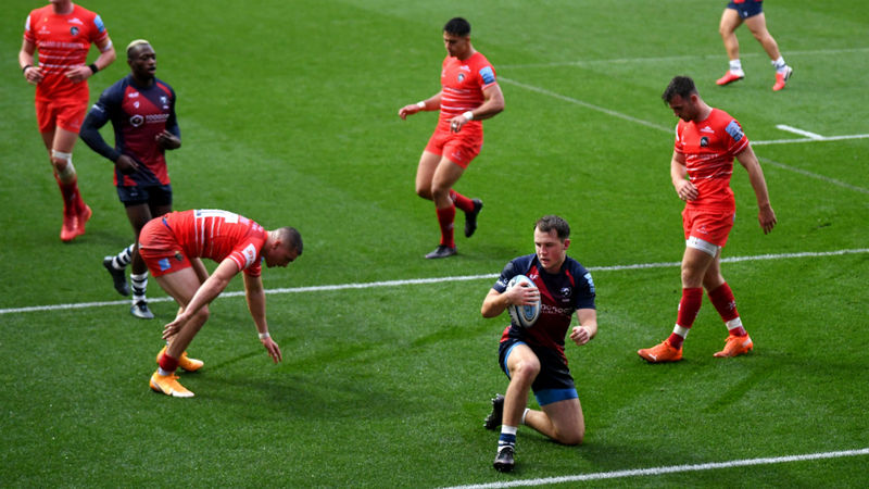 Bristol claim crucial win, London Irish beat Exeter