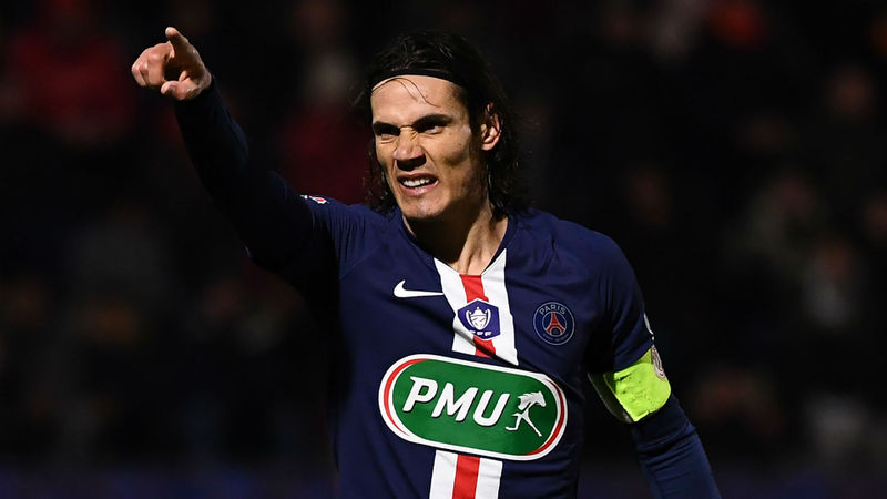 Cavani had 'a lot of options' before accepting offer from 'incredible' Man Utd