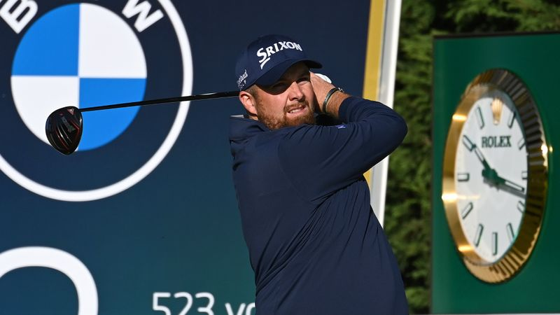 BMW PGA Championship: Lowry, Fitzpatrick lead as Harding misses cut