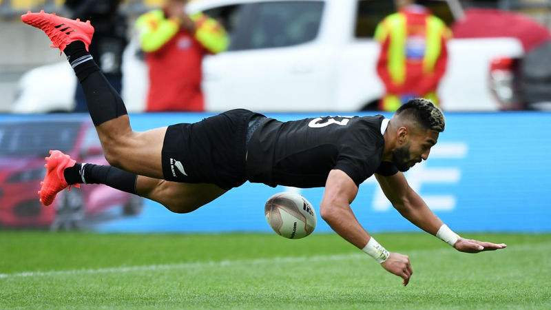 Ioane's botched try not the reason for Bledisloe Cup draw – Foster defends All Blacks star