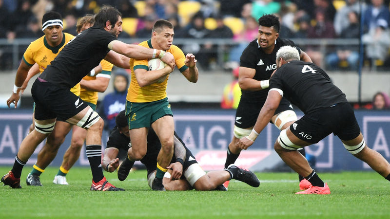 New Zealand 16-16 Australia: All Blacks and Wallabies draw in dramatic Bledisloe opener