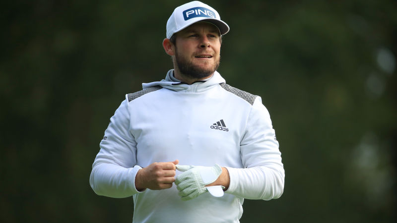 Hatton takes three-shot lead into final round of BMW PGA Championship