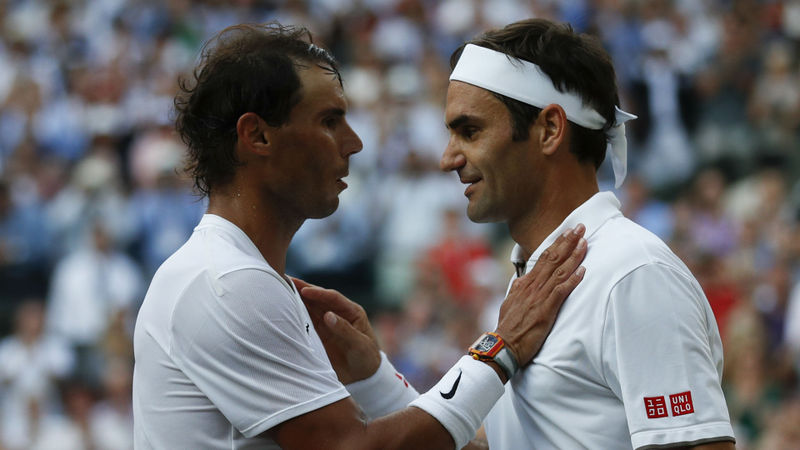 French Open 2020: Federer honoured to share record with 'greatest rival' Nadal