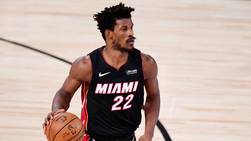 NBA Finals: Jimmy Butler convinced Miami Heat are 'trending in the right direction'