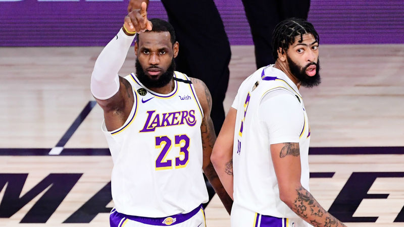 NBA Finals: Lakers end 10-year wait for title with blow-out win over Heat