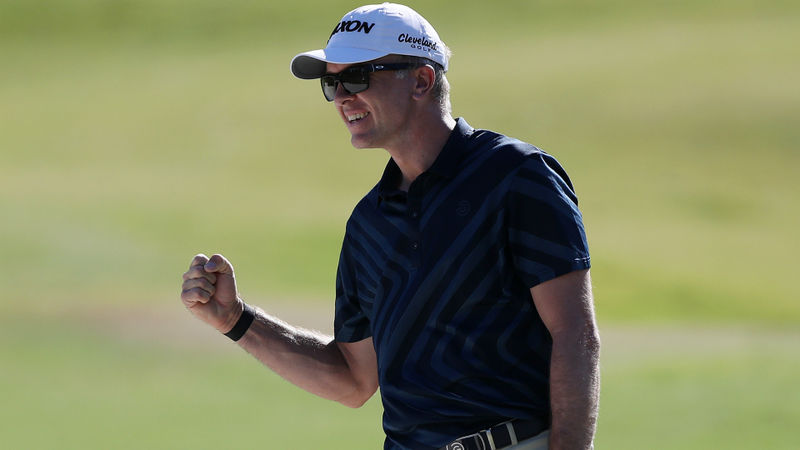Laird ends seven-year wait for PGA title with play-off win at Shriners