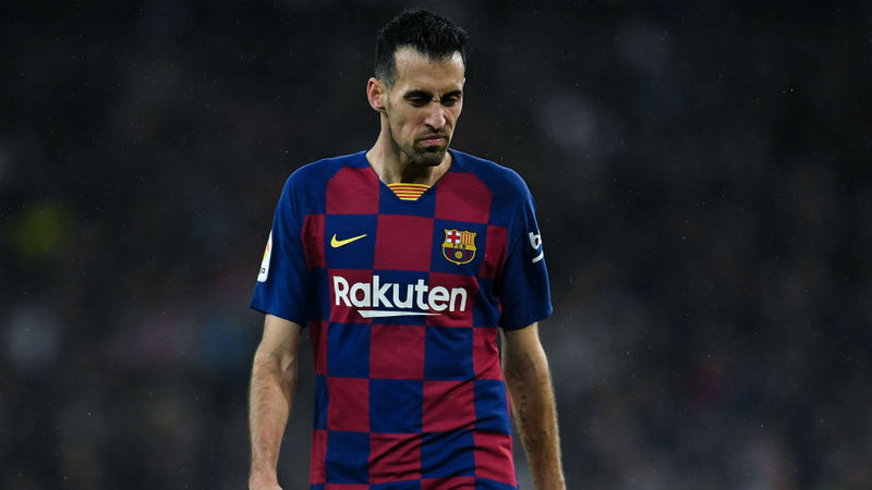 Busquets: I could talk for five or six hours about Barcelona drama