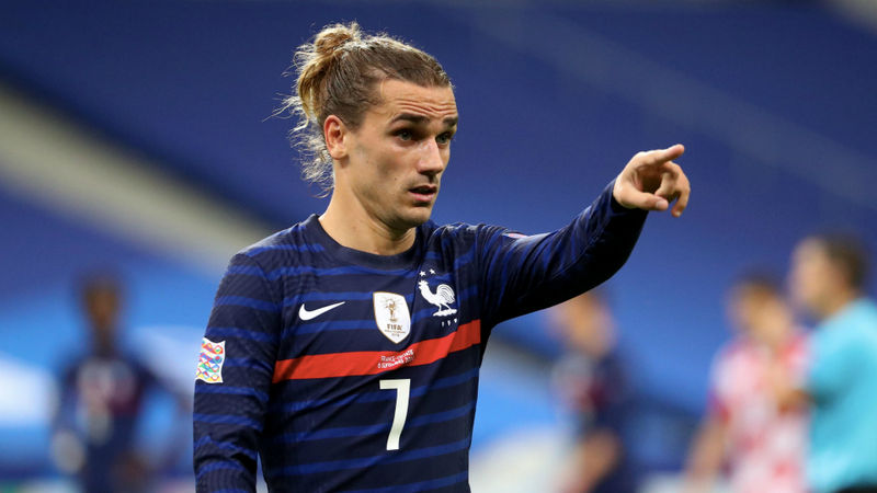 Griezmann career record 'doesn't guarantee him anything' - Deschamps