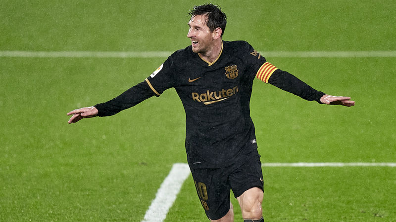 Lionel Messi: I'm less obsessed with scoring goals