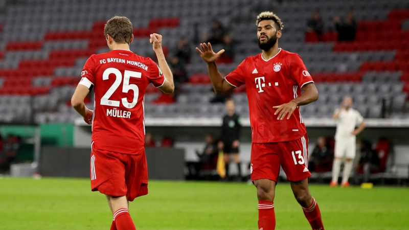 Muller: Two-goal Choupo-Moting will fit in at Bayern with this strike rate!