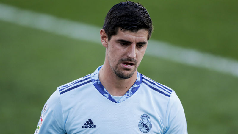 Courtois: Wake-up call for Real Madrid ahead of Champions League and El Clasico