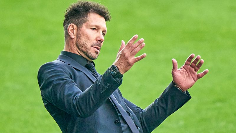 Simeone already plotting Bayern upset after 200th LaLiga victory with Atletico Madrid