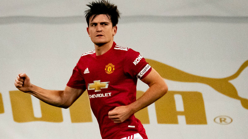 Man Utd star Fernandes lauds Maguire amid criticism and social media noise
